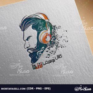 لوگو موسیقی